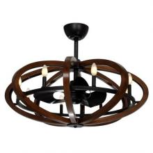Maxim 60004APAR - Fandelier-Indoor Ceiling Fan