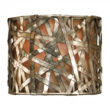 Uttermost 22464 - Uttermost Alita Champagne 1 Light Wall Sconce